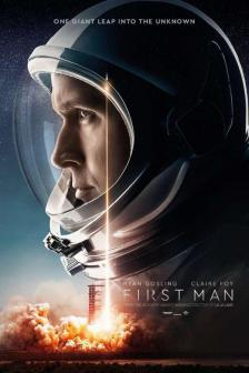 First Man - มนุษย์คนแรกบนดวงจันทร์