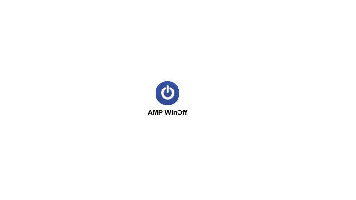 รีวิว  AMP Winoff (โปรแกรม ช่วยตั้งเวลา ปิดเครื่องคอมพิวเตอร์ ให้แบบอัตโนมัติ)