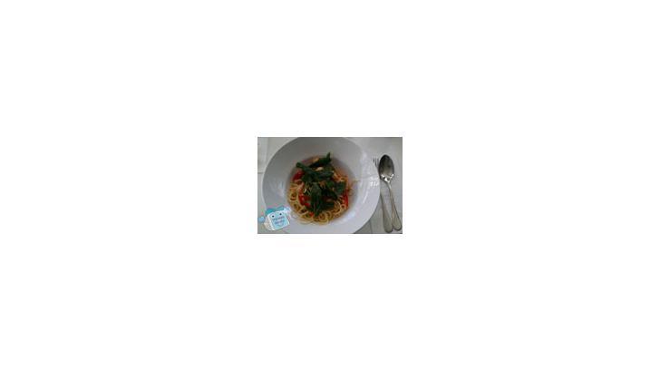 รีวิว Cafe Naam : ร้านสปาเก็ตตี้ แสนอร่อย ย่านสีลม