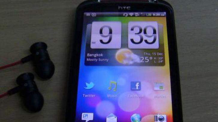 รีวิว HTC Sensation XE สุดยอดสมาร์ทโฟนเสียงดีด้วย Beats Audio