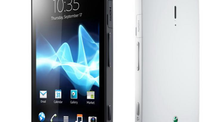 Sony Xperia S แอนดรอยส์โฟนตัวแรงสุดจากค่าย Sony