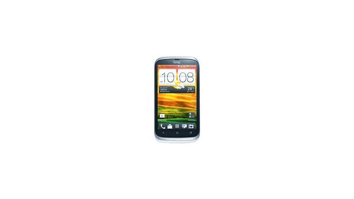 รีวิว HTC Desire V แอนดรอยส์ 2 ซิม ดีไซน์เฉียบ