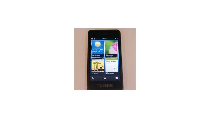 ระบบปฏิบัติการ BlackBerry 10