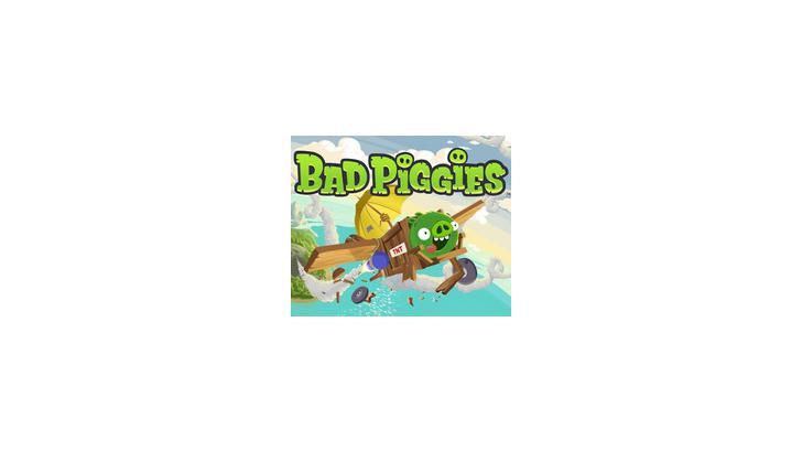 รีวิว Bad Piggies หมูซ่าส์สไลด์ทะลวงโลก