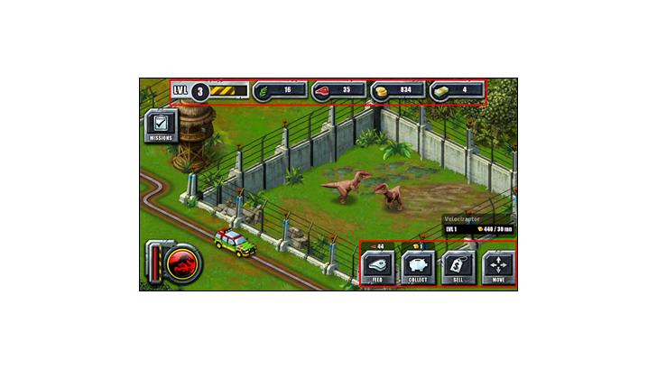 รีวิว App เกมส์ไดโนเสาร์ Jurassic Park ภาพสวย เล่นสนุก ไม่มีเบื่อ
