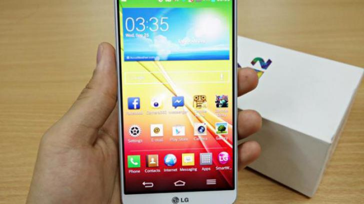 LG G2 แอนดรอยด์สุดแรง จอใหญ่คมชัด โดดเด่นด้วยปุ่ม Rear Key ด้านหลัง