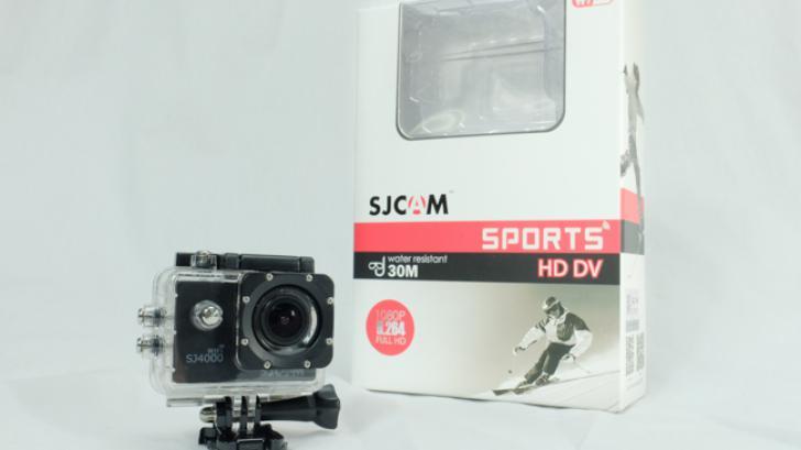 กล้อง SJ4000 กล้องแอคชั่นแคม Full HD ในราคาที่ใครก็มันส์ได้