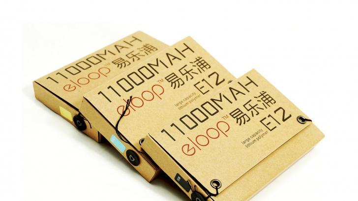 แบตสำรอง รุ่นยอดนิยม Eloop E12 (11000mAh) กับระบบตัดไฟอัตโนมัติ