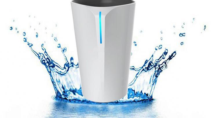 รีวิว Cuptime แก้วน้ำอัจฉริยะ ยุคใหม่ เอาใจคนรักสุขภาพ