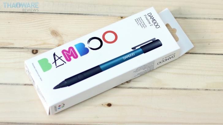รีวิว Wacom Bamboo Stylus Fineline 2 สไตลัสสุดเทพที่เกิดมาเพื่อคู่กับ iPad