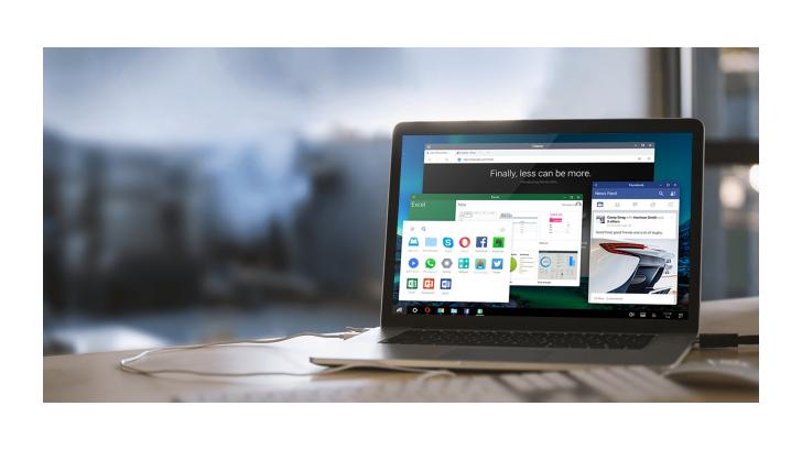 รีวิว Remix OS เปลี่ยน FlashDrive เป็น Android PC ใช้ง่าย พกไปได้ทุกที่