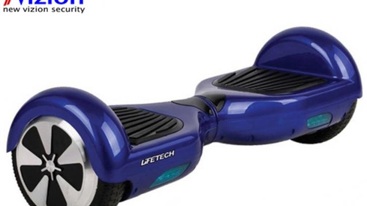 """พรีวิว Mini Segway Smart Balance Wheel 6.5"""" Bluetooth music สองล้อไฟฟ้าสำหรับคนเมือง"""