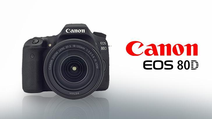 รีวิว Canon EOS 80D กล้อง DSLR ระดับกึ่งโปร ที่รองรับการใช้งานในระดับมืออาชีพ
