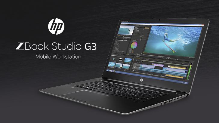 รีวิว HP ZBook Studio G3 Mobile Workstation คอมฯ สุดแรง ที่ซ่อนตัวอยู่ในขนาดที่บางเฉียบ
