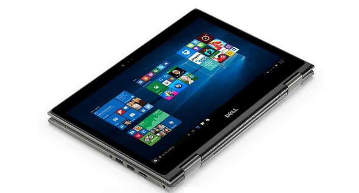 Dell Inspiron 13 5000 โน๊ตบุ๊คที่แปลงร่างเป็นแท็บเล็ตได้