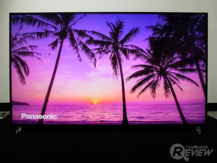 Panasonic Viera TH-65DX900T ทีวีความละเอียด 4K Pro โก้เก๋ ฉีกท้องตลาด
