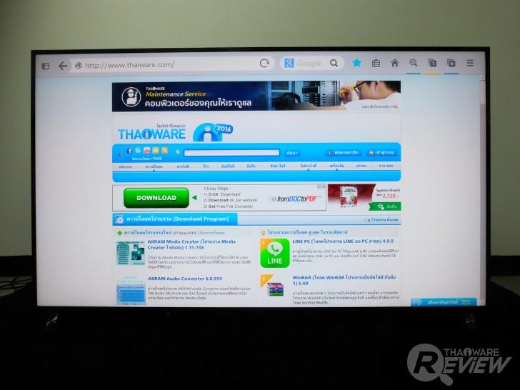 รีวิว Panasonic Viera TV TH-65DX900T Ultra HD TV 4K Pro ระดับไฮเอนด์