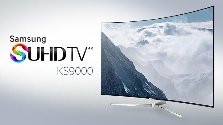 รีวิว Samsung SUHD TV KS9000 ทีวีจอโค้ง Quantum Dot ที่สุดแห่งรายละเอียดภาพคมชัด