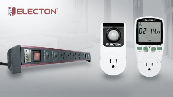 รีวิว ปลั๊กไฟ ELECTON ปลั๊ก 3 สไตล์ ปลั๊กกันไฟกระชาก ไฟเกิน ปลั๊กไฟตั้งเวลา และ เปิดปิดอัตโนมัติ