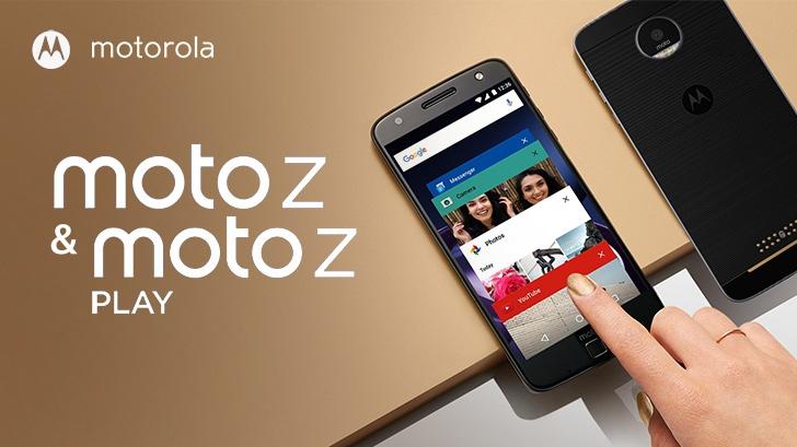 พรีวิว สัมผัสแรก สมาร์ทโฟนตระกูล Moto Z ที่เปลี่ยนเป็นผู้ช่วยมืออาชีพได้ด้วย Moto Mods