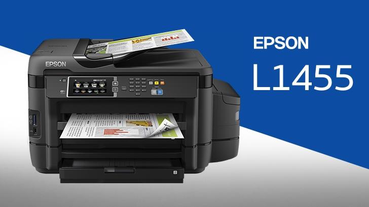รีวิว Epson L1455 มัลติฟังก์ชั่นสี Ink tank ขนาด A3 ตอบโจทย์ความคุ้มค่าสำหรับทุกสำนักงาน