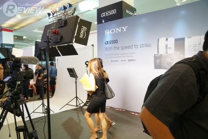 กล้องดิจิตอลระดับเรือธงรุ่นใหม่จากโซนี่ a99 II, a6500 และ RX100 V