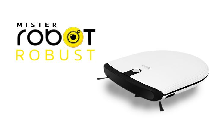 รีวิว Mister Robot ROBUST เครื่องดูดฝุ่นอัจฉริยะในราคาเอื้อมถึง