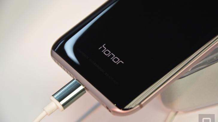 พรีวิว Huawei Honor Magic สมาร์ทโฟนจอโค้ง พร้อมจุดเด่น Magic Live ผู้ช่วยอัจฉริยะ [แปล]