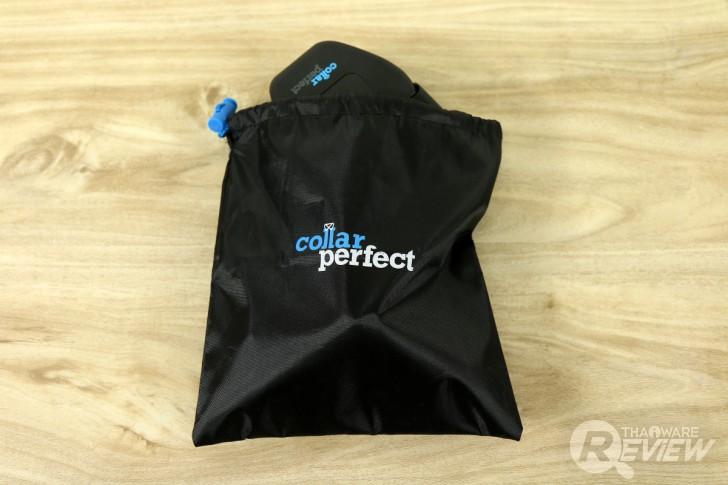 Collar Perfect เตารีดพกพาขนาดเล็ก เบาสบาย ใช้งานง่าย รีดแล้วฟิน