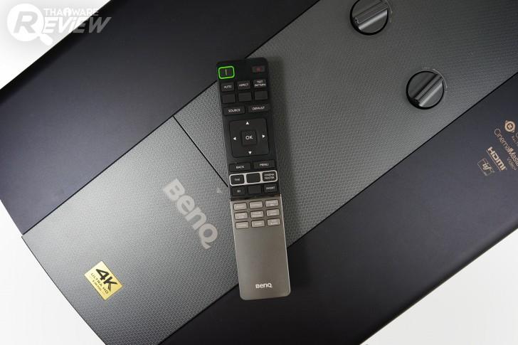 BenQ W11000 โปรเจคเตอร์ระดับ 4K สุดเทพ  สำหรับคนที่อยากมีโรงหนังส่วนตัวภายในบ้าน
