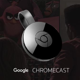 Google Chromecast อุปกรณ์เจ๋งๆ ที่แปลงทีวีธรรมดาให้กลายเป็น Smart TV