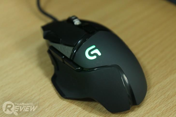 Logitech G502 Proteus Core Gaming Mouse เมาส์เพื่อเกมเมอร์อย่างแท้จริง!