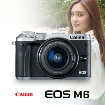 รีวิว Canon EOS M6 มิลเลอร์เลสระดับจริงจัง กะทัดรัดเบาสบาย ได้ภาพสวย