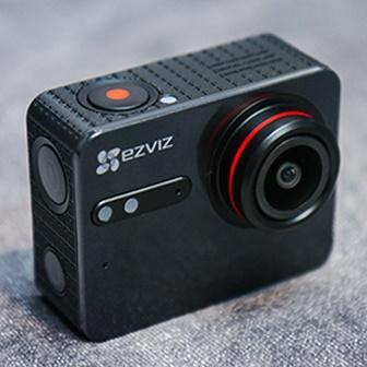รีวิว EZVIZ S5 Plus อีกทางเลือกของ Action Camera ตัวท็อปสัญชาติอเมริกัน