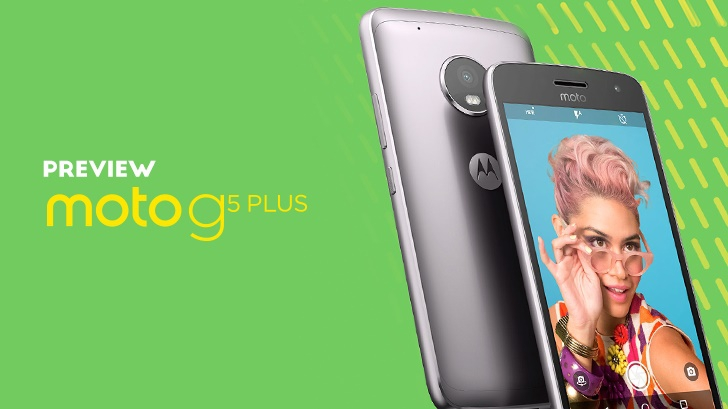 พรีวิว Moto G5 Plus สมาร์ทโฟนแอนดรอยด์ระดับกลาง พร้อมดีไซน์และกล้องระดับพรีเมี่ยม