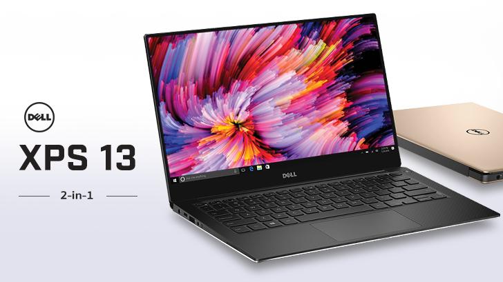 รีวิว Dell XPS 13 12-in-1: อัลตร้าบุ๊คสเปคโคตรลื่น หน้าจอแจ่มพับได้ 360 องศา!