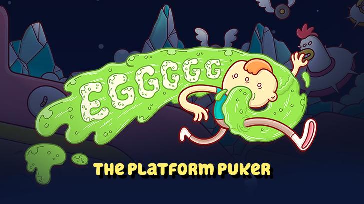 EGGGGG - The Platform Puker: มีปัญหาปรึกษาอ้วก!