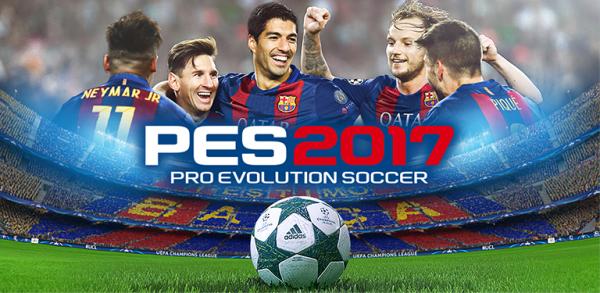 PES 2017 (Pro Evolution Soccer 2017): วินนิ่งฉบับมือถือ บังคับง่าย ถูกใจคอลูกหนังแน่นอน!