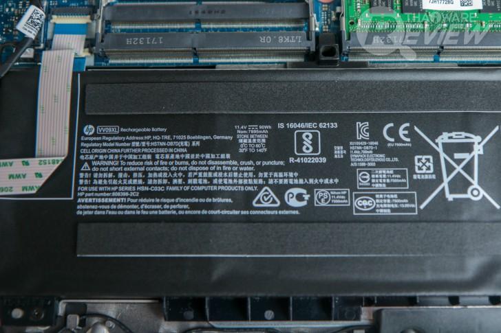 HP ZBOOK15G4 ขุมพลัง Mobile Workstation ระดับเริ่มต้น สเปคคนทำงาน พร้อมหุ่นเพรียวบาง