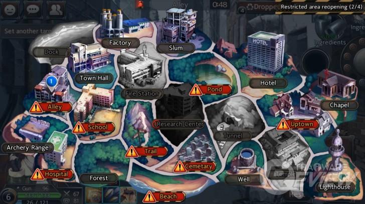 Black Survival: สนุกจนเสพติด! ไปกับเกมส์แนวเอาชีวิตรอดตัวละครสไตล์อนิเมะ!