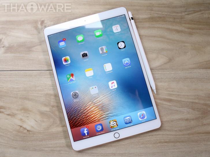 iPad Pro 10.5 นิ้ว ความสมบูรณ์แบบที่เกือบจะไร้ที่ติ