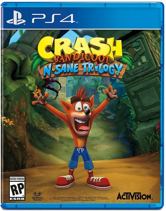 Crash Bandicoot N. Sane Trilogy: หมาแดงแสนหัวร้อนในตำนานกลับมาแล้วในฉบับรีมาสเตอร์!