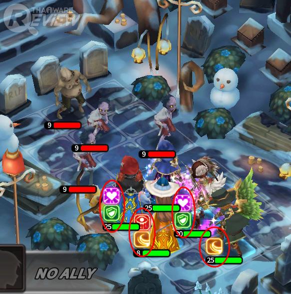 Valiant Force: เกมส์ RPG บนมือถือที่แตกต่างด้วยความประณีตด้านรายละเอียดเกมส์ในระดับสูง!