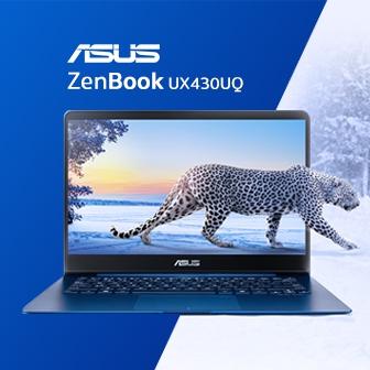 รีวิว ASUS ZenBook UX430UQ อัลตร้าบุ้ค โดดเด่นด้วยดีไซน์เรียบง่าย เน้นพกพา บางเบา ประสิทธิภาพตอบโจทย์คนยุคใหม่