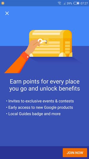 แนะนำสถานที่ท่องเที่ยว ร้านอาหาร เก็บสะสมแต้มผ่าน Google Local Guides
