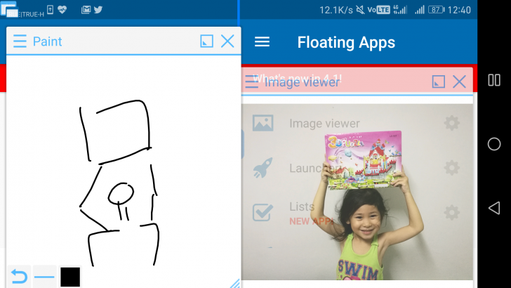 วิธีใช้แอพฯ 2 หน้าต่างพร้อมกันบนแอนดรอยด์ สำหรับรุ่นที่ไม่รองรับ Split Screen