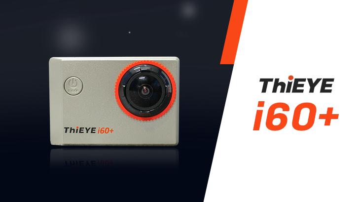 รีวิว ThiEYE i60+ กล้องแอ็คชั่นแคมระดับ 4K ฟีเจอร์ครบครัน รองรับ 4K ในราคาสบายกระเป๋า