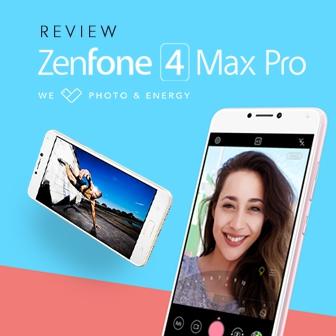 รีวิว ASUS Zenfone 4 MAX Pro แบตอึดสะใจ ชัดดีด้วยกล้องคู่ กล้องหน้าเซลฟี่ ใช้งานได้ตลอดวัน
