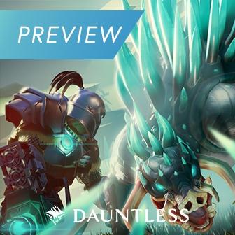 พรีวิว Dauntless: มอนฮันฉบับยุโรป! เกมส์แอคชั่นล่าอสูรยักษ์สุดท้าทายฝีมือและให้เล่นได้ฟรีๆ!