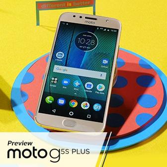 พรีวิว Moto G5S Plus สานต่อมือถือพรีเมี่ยมราคาประหยัด พร้อมเลนส์คู่ บอดี้โลหะ และหน้าจอที่ใหญ่ขึ้น